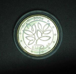 2004 FINLANDE 2 euro EU COMMEMORATIVE UNC NEUVE