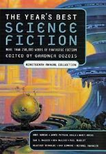 The Year's Best Science Fiction: Nineteenth Annual Collection Hardcover – July 2