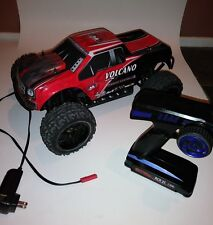 Redcat Volcano EPX Scale Brushed Electric Monster RC Truck Red 4111-88053. JUNE