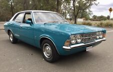 1972 FORD TC XL CORTINA