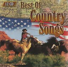 Best of Country Songs - 12 CDs