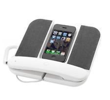 Docking Station Stazione altoparlanti vivavoce Apple iPhone 4 4S Con Cornetta