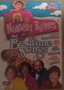 Toddler's Next Steps: Nursery Rhymes and Bedtime Songs DVD - R0 -all regions
