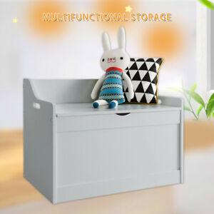 Kids Toy Box Chest Storage Cabinet Container Children Clothes Organiser