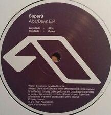"""Super8  """"Alba / Dawn E:P:"""" * ANJ022 / Original  Mixes"""
