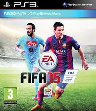 FIFA 15 ps3 -Gioco in italiano - Perfetto , no fifa 18