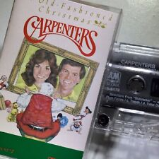 CARPENTERS An Old Fashioned Christmas Cassette EXCELLENT