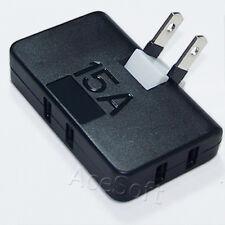 Practical Travel Outlet Power Converter Splitter Charger Socket Wall Adapter
