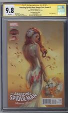 Amazing Spider-man: Renew Your Vows # 1 CGC 9.8 JScottCampbell.com Edition SS