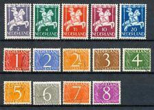 Nederland NVPH 460 - 473 gebruikt (1)