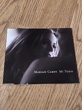Mariah Carey - Mi Todo - *Promo* CD Single