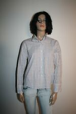 BARBOUR CAMICIA DONNA Tg. M WOMAN SHIRT CASUAL VINTAGE  A715