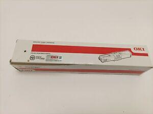 NEW Genuine OKI Toner Cartridge Yellow P/N 44469704 C310/330/331/510/511/530/531