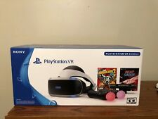 Sony PlayStation VR PS4 PSVR Borderlands 2 Bundle W/ Controls & Camera CUH-ZVR2