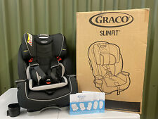 Graco Slimfit All-in-One Car Seat, Group 0+/1/2/3 (Birth to 12 Years) Black