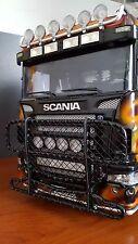 1/14 Tamiya Scania T-cab Metal Light Animal Guard V4