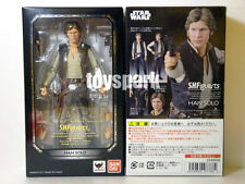 Star Wars PVC Han Solo TV, Movie & Video Game Action Figures