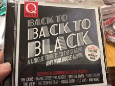 BACK TO BLACK TRIBUTE CD AMY WINEHOUSE RE RECORDED BY VARIOUS ARTISTS