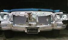 Tiarra Luxury Custom Chrome Mesh Grille Kit 1971 Oldsmobile Delta 88