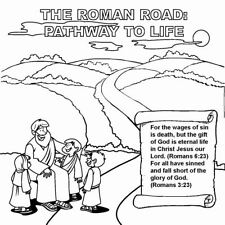The Roman Road Tract: Pathway To Life NIV - 12 Per Pack