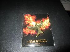 THE HUNGER GAMES:MOCKINGKJAY PART 2 LOOT CRATE EXCLUSIVE SEALED PIN !!!!