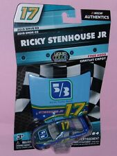 2019 RICKY STENHOUSE JR CHASE #17  Third Bank Mustang Nascar Authentics 17261