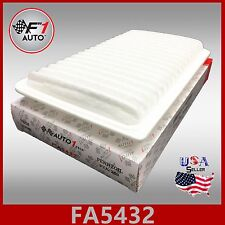 FA5432 46673 PREMIUM ENGINE AIR FILTER for 2007-09 RX350 & 2007-11 CAMRY HYBRID