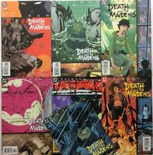 Batman Death and the Maidens #1 to #7 (2003 DC) FN to VF/NM condition