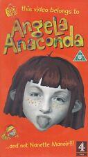 Angela Anaconda - Series 1 Episodes 1-6 (2000) VHS VIDEO CHANNEL 4 TV SERIES