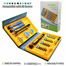 38in1 Tool kit For Samsung Galaxy Note Tab 2 3 Screwdriver Set Repair Opening UK