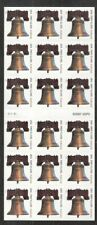 Liberty Bell Unexploded Booklet of 18 Forever Stamps Scott 4437a