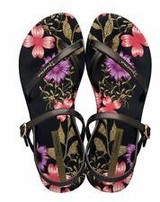 Ipanema tira dedo sandalias zapatos para baño fashion Sandal VIII negro Black nuevo