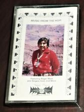 CASSETTE TAPE by ROGER MASE & SINGERS FROM 2nd MESA / MUSIC FROM THE HOPI