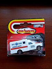 Majorette Ambulance Serie 200 . Sehr selten