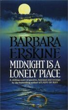 Midnight is a Lonely Place, Erskine, Barbara, UsedVeryGood, Paperback
