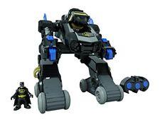 Figuras de acción Mattel de robot