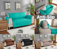 Anti-Slip!Cat Dog Sofa Cover Couch SlipCover Waterproof Pet Lounge Protector Pad
