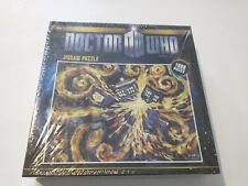 "Doctor Who ""BBC"" Exploding Tardis 1000 Piece Van Gogh Jigsaw Puzzle"