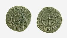 pcc2133_24)  MESSINA Federico II di Svevia (1197-1250) Denaro IPR ΩΩ MIR 100