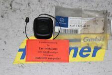 Mercedes Benz Funkfernauslösung für Taxi Notalarm W211 A2118203197 Alarm Sender