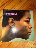 "MILES DAVIS ""SORCERER"" LP 1967 Stereo 1st PRESS Stereo Sound Jazz Vinyl Record"