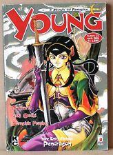 Young - il mensile del fantastico 23 - aprile 1996 - rayearth, 3x3 occhi -