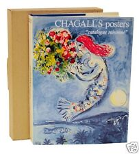 Charles Sorlier - Marc Chagall's Posters Catalogue Raisonne 1st Edition Hardcove