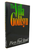 Piers Paul Read THE VILLA GOLITSYN A Novel 1st Edition 1st Printing
