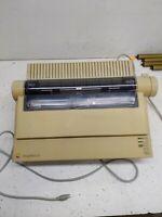 Vintage Apple ImageWriter II Printer (Model # A9M0320)