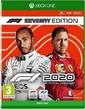 F1 2020 Seventy Edition XBOX ONE KEY - CODICE