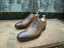CHEANEY BROGUES – BROWN / TAN – UK 7 – LOXTON – VERY GOOD CONDITION