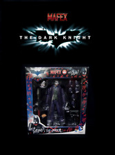 Medicom The Dark Knight: JOKER (Heath Ledger) Movie Miracle MAFEX Action Figure