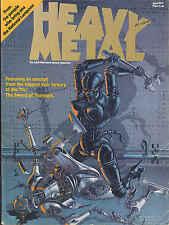 HEAVY METAL LOT 1 #1 4-77 APRIL 1977 #2 5-77 MAY +RARE ITEM CORBEN selectvintage