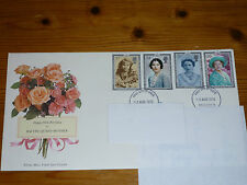 Queen Mother 90th Birthday (02.08.1990) Gb Royal Mail First Day Cover Fdc 1990